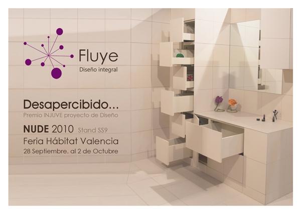 Invitación NUDE 2010