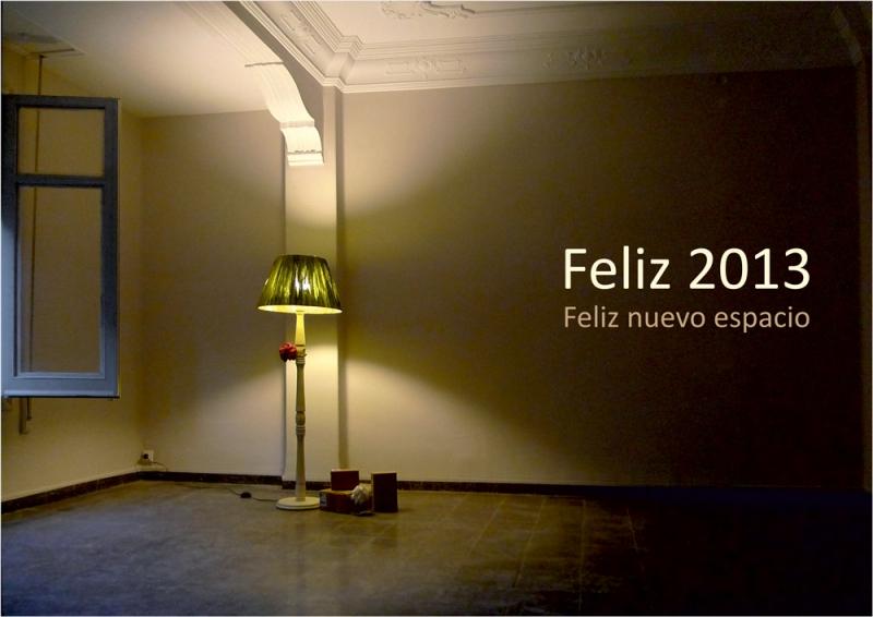 Feliz 2013_Feliz espacio nuevo