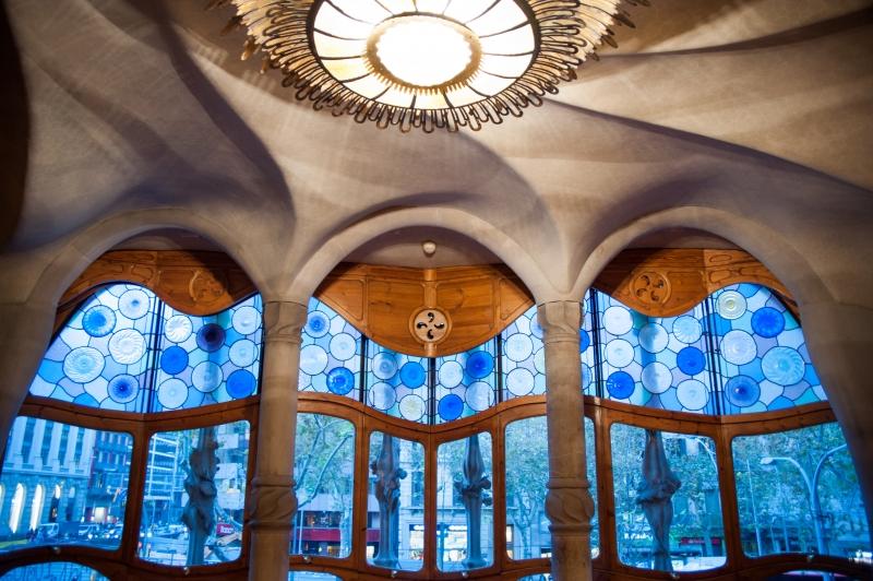 161º Aniversario del nacimiento de Antonio Gaudí