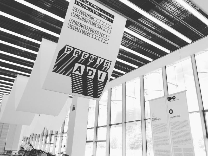 Exposición «El mejor diseño del año» Premios Delta 2016