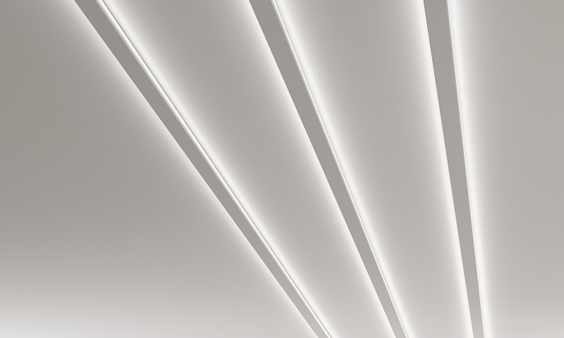 Diseño de Luminaria 2Sides para Lluria