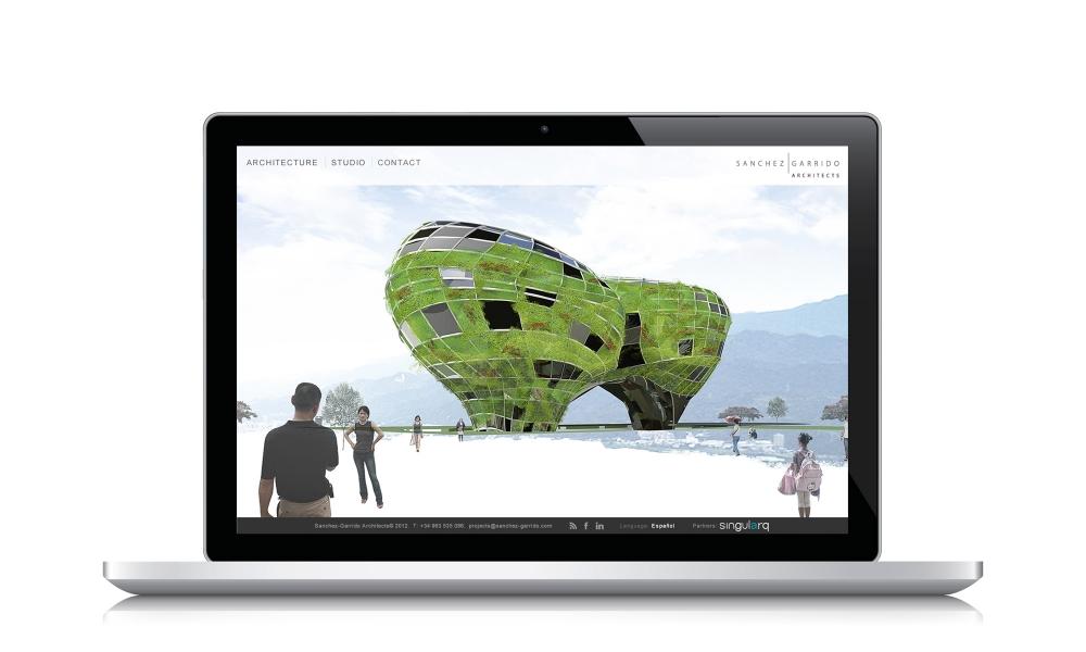 Web. Sanchez-Garrido Architects